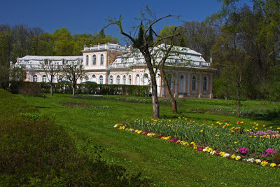 St Petersburg Russia city-break lower gardens Petrodvorets Peter Great palace summer residence Baroque
